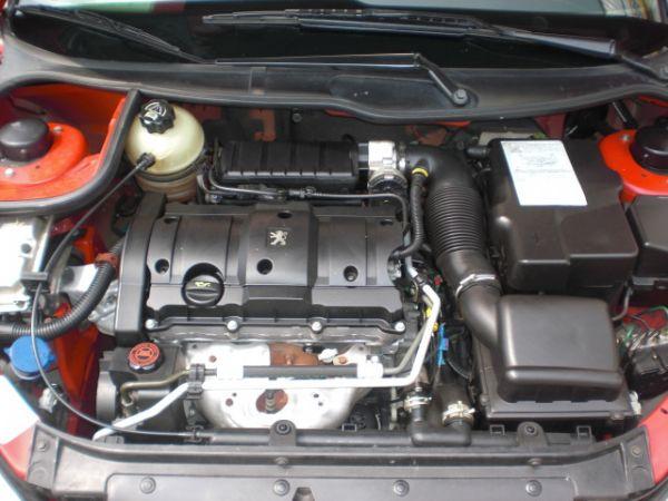 2005 206cc 1.6 紅 照片10