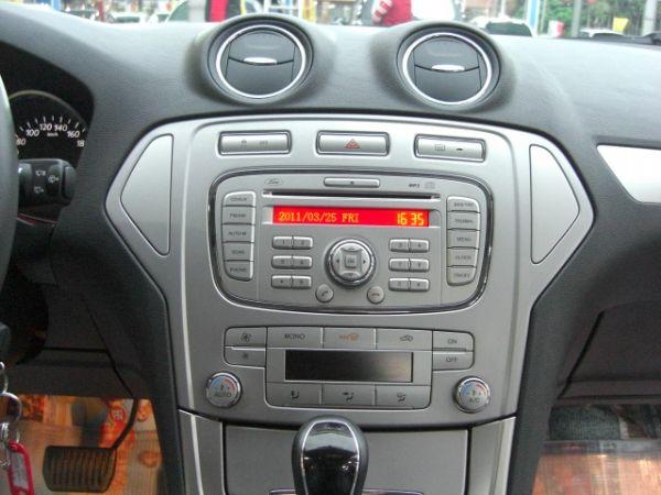 SUM聯泰汽車~2010年 MONDEO 照片4