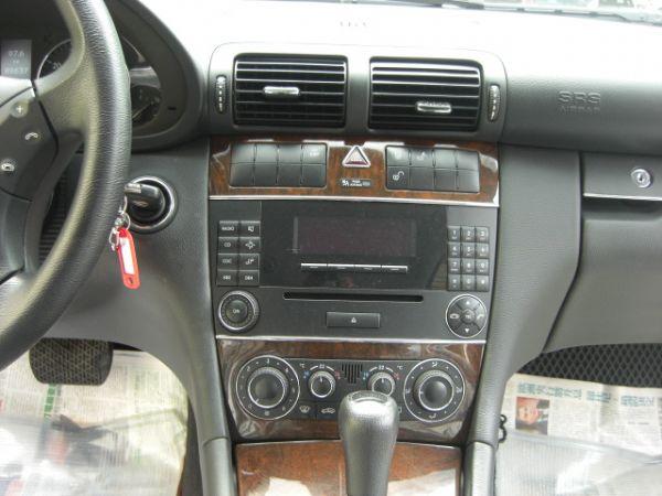 SUM聯泰汽車~2004年 C200K 照片4