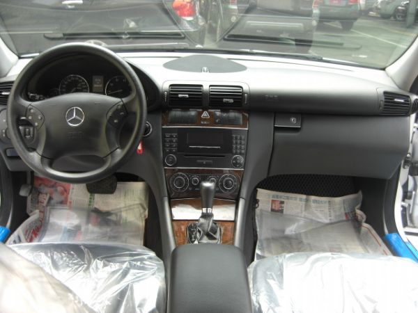 SUM聯泰汽車~2004年 C200K 照片5