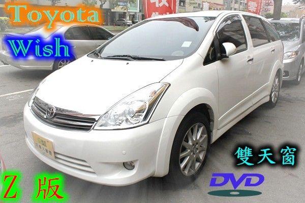 Toyota 豐田 Wish 照片1