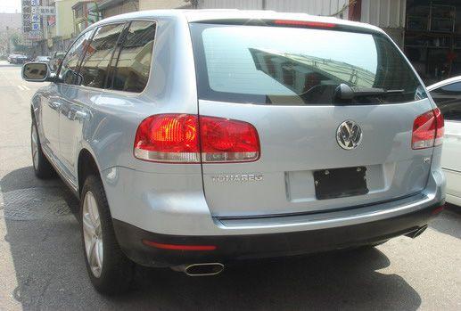 05 VW TOUAREG 照片2