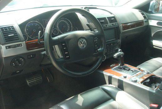 05 VW TOUAREG 照片3