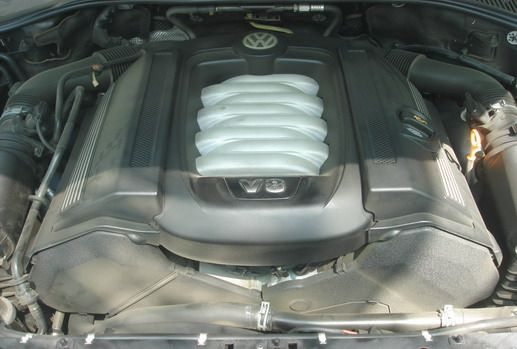 05 VW TOUAREG 照片7