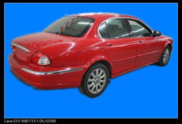 Jaguar 捷豹  X-Type 照片8