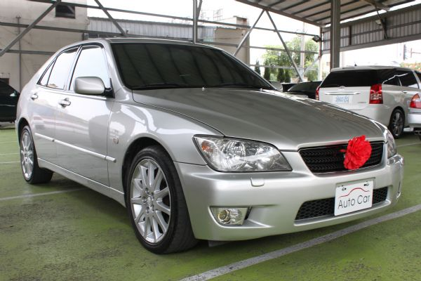 Lexus 凌志 IS 200 照片2