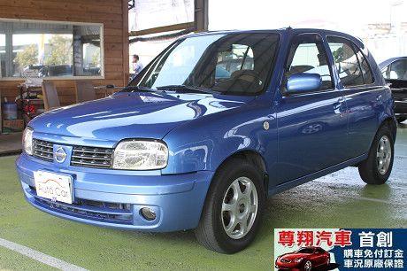 Nissan 日產 March(進行曲) 照片3