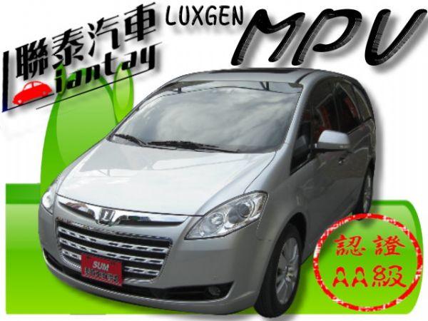 SUM聯泰汽車~2010年 MPV 照片1