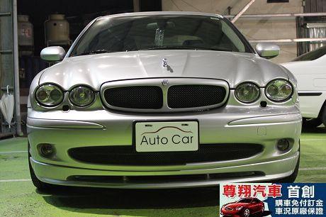 Jaguar 捷豹 X-Type 照片2