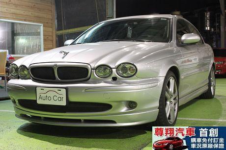 Jaguar 捷豹 X-Type 照片4