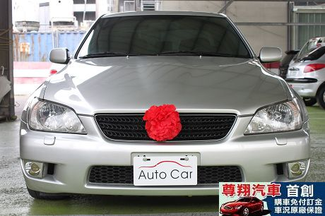 Lexus 凌志 IS 200 照片3