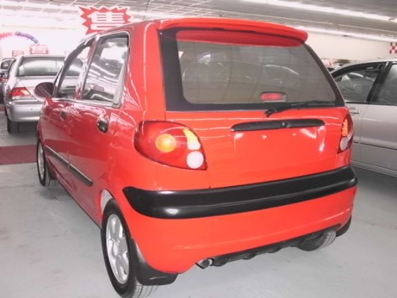 2003年 台塑 MATIZ 0.8 紅 照片9