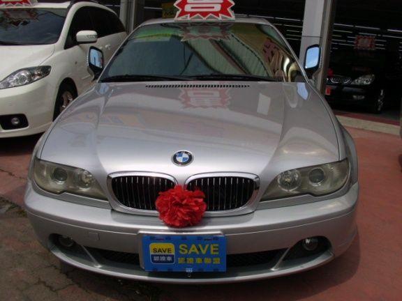 2005  BMW 330CI 3.0銀 照片1