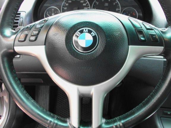 2005  BMW 330CI 3.0銀 照片6