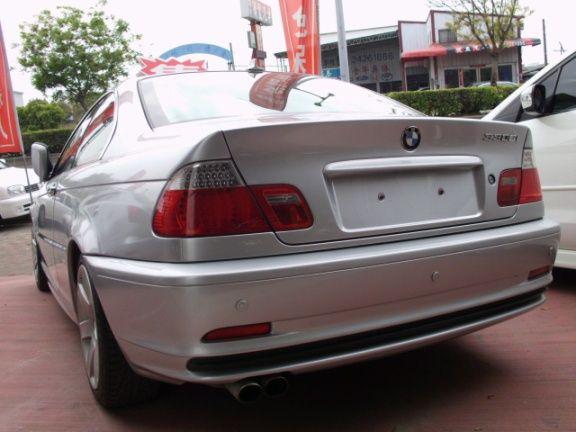 2005  BMW 330CI 3.0銀 照片8