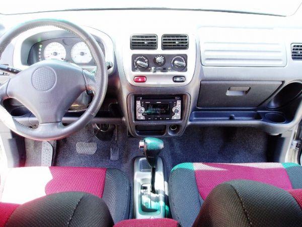 06 Solio 轎車版.雙安.ABS. 照片3