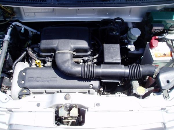 06 Solio 轎車版.雙安.ABS. 照片9