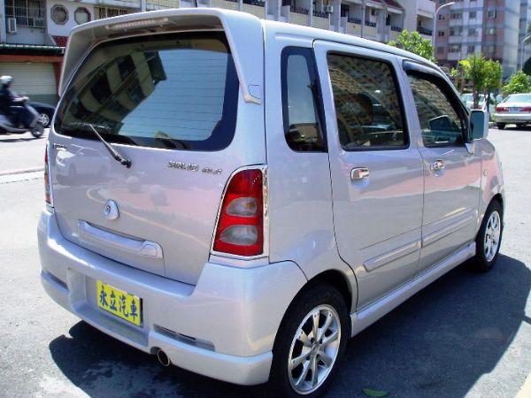 06 Solio 轎車版.雙安.ABS. 照片10
