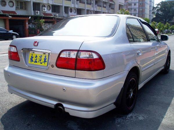 ★永立汽車★01 CIVIC VTEC引 照片9