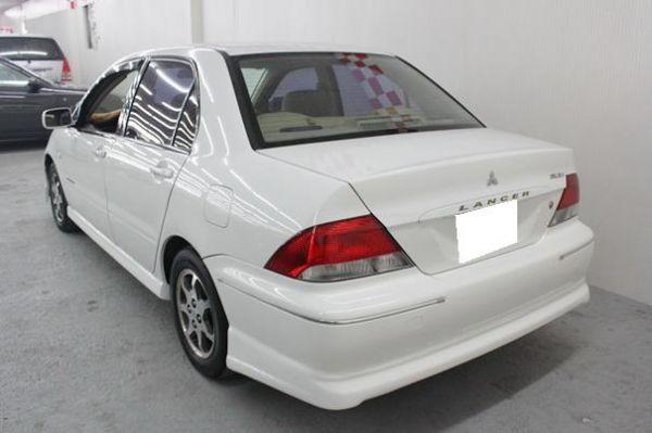 02三菱 Lancer 1.6 白 照片6