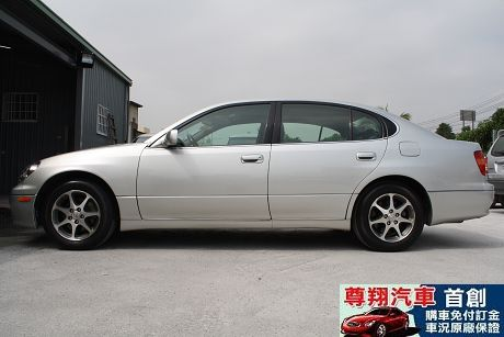Lexus 凌志 GS 300 照片2