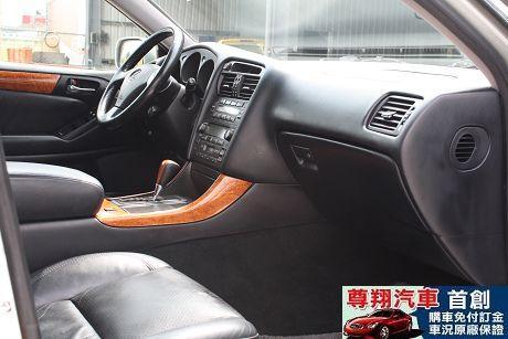 Lexus 凌志 GS 300 照片10