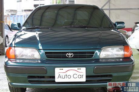 Toyota豐田 Tercel 照片3
