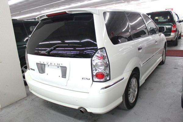 03三菱  Savrin 2.0 白 照片9