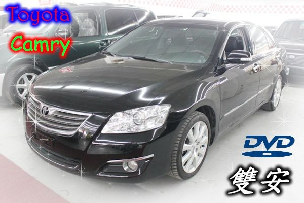 08豐田 Camry 2.0黑 G版 照片1