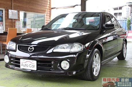 Mazda 馬自達 323 照片2