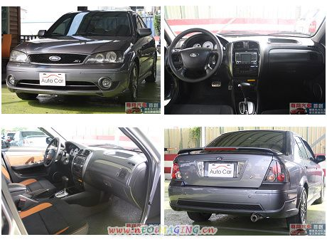 Ford 福特 Tierra XT 照片1