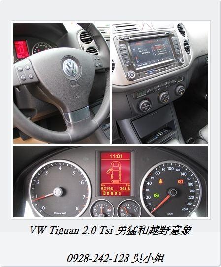 Tiguan 2.0 Tsi  照片3