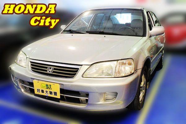 02 Honda 本田  City 照片1