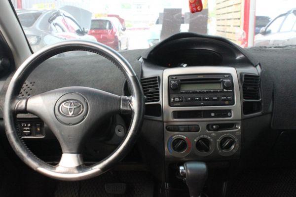 07年Toyota豐田Vios1.5黑 照片2