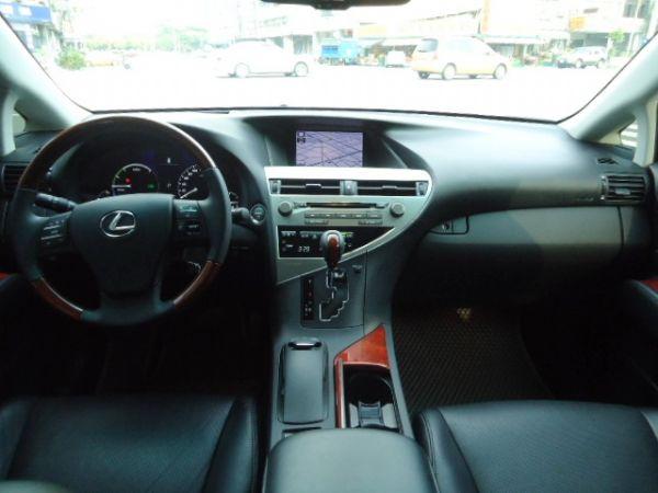2010 Lexus RX450H  照片8