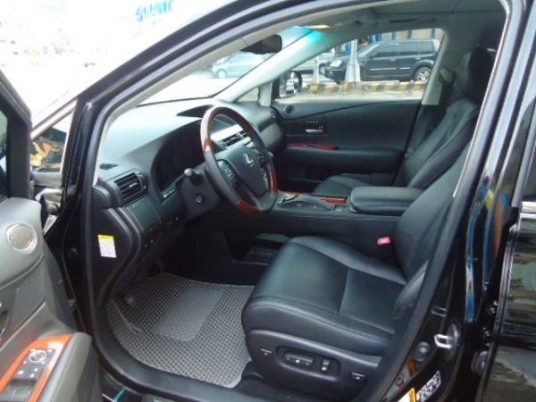 2010 Lexus RX450H  照片9