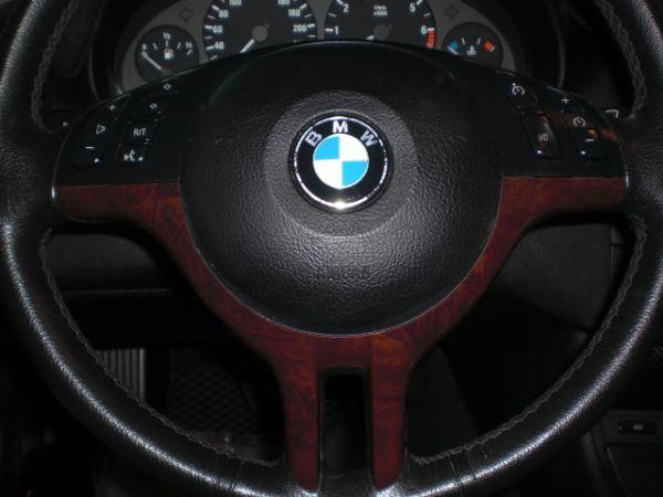 2003 BMW 318 2.0白  照片8