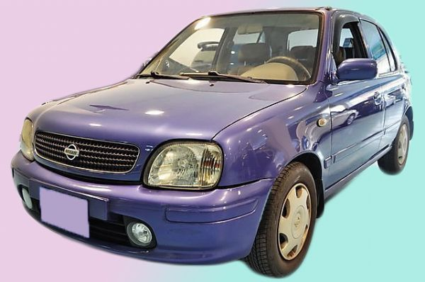 Nissan日產 MARCH馬曲  照片1