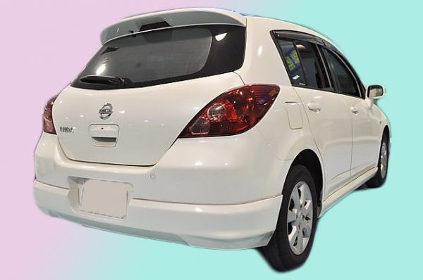 Nissan日產 TIDA 照片3