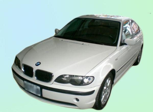 BMW 寶馬 318i 照片2