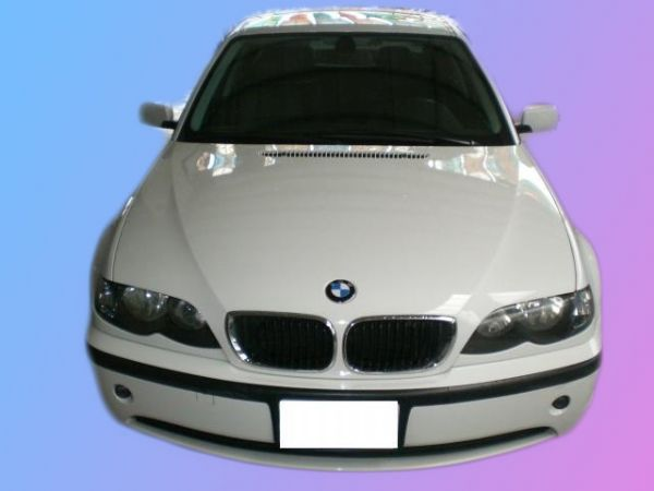 BMW 寶馬 318i 照片3