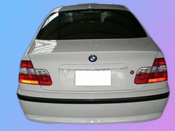 BMW 寶馬 318i 照片7