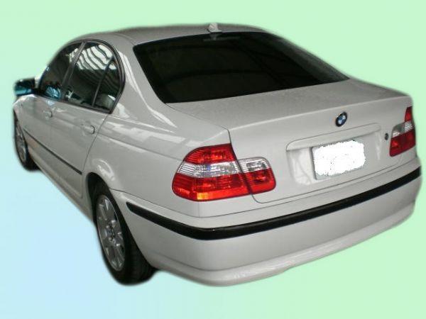 BMW 寶馬 318i 照片8