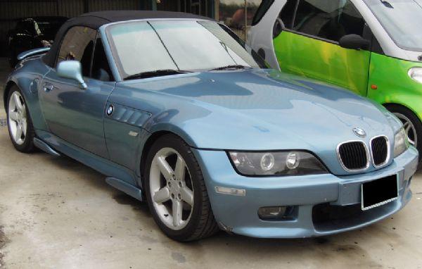1998 BMW Z3 僑將汽車 照片1