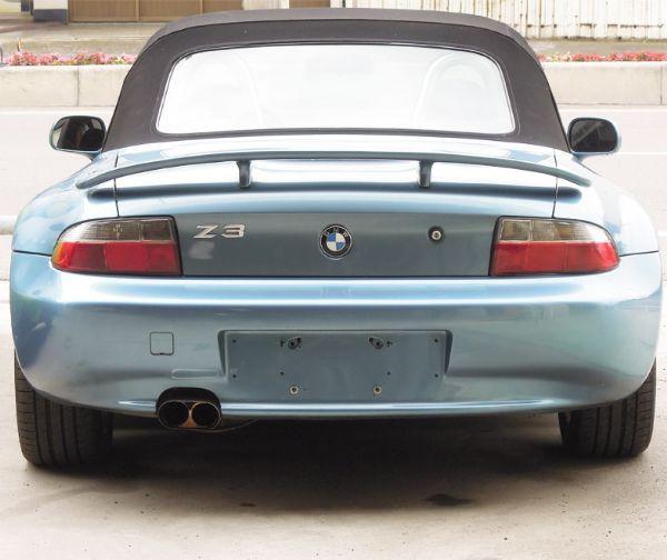 1998 BMW Z3 僑將汽車 照片6