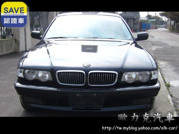 【歐力克】00年式 BMW 728  照片2