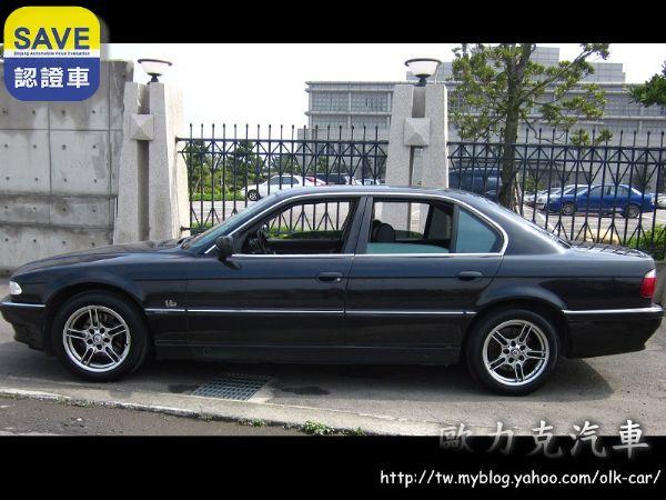 【歐力克】00年式 BMW 728  照片3