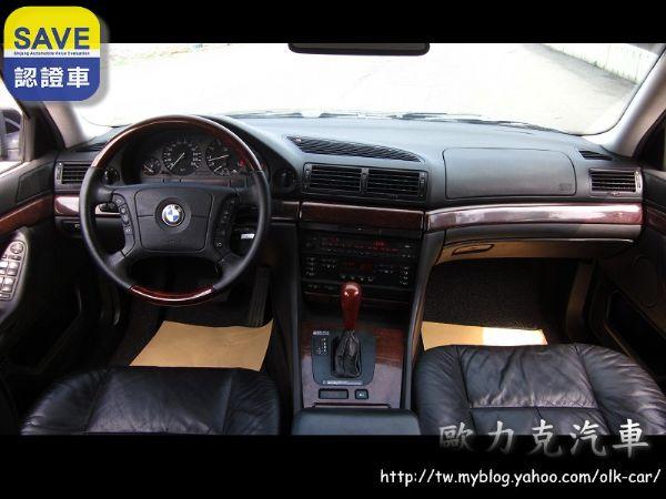 【歐力克】00年式 BMW 728  照片4