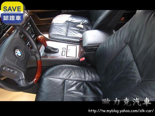 【歐力克】00年式 BMW 728  照片5