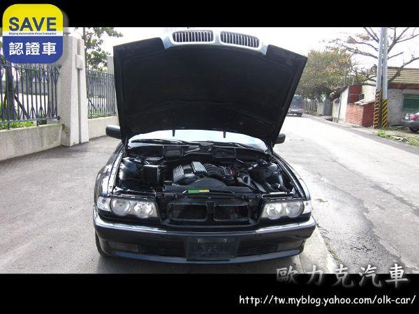 【歐力克】00年式 BMW 728  照片8